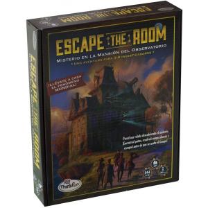 Escape The Room Misterio en la mansión del observatorio