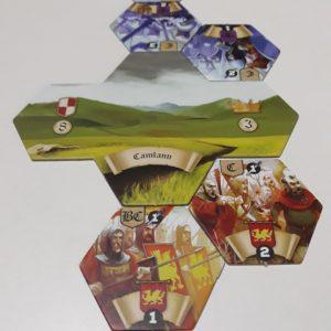 Hexcalibur juego de mesa barato