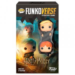 Juego mesa POP Funkoverse Harry Potter Español