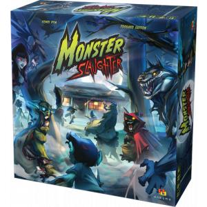 Monster Slaughter juego de mesa
