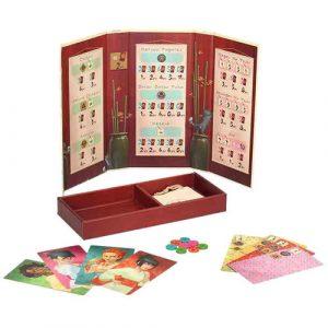 comprar juego de mesa kimono