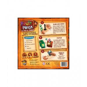 fruit ninja juego de mesa