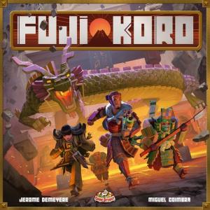 juego de mesa FUJI KORO