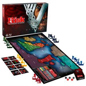 juego de mesa risk serie vikings
