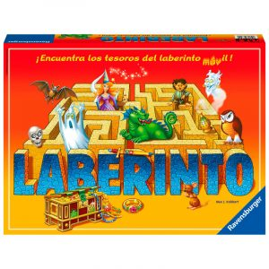 laberinto juego de mesa español