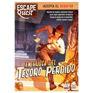 En Busca del Tesoro Perdido Escape Quest