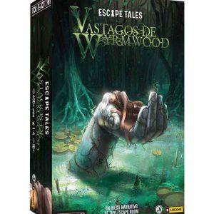 juego de mesa Vástagos de Wyrmwood