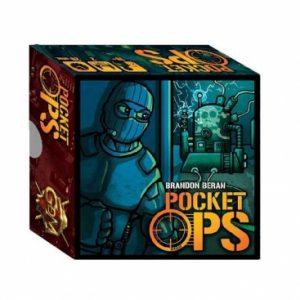 pocket ops juego de mesa gdm games